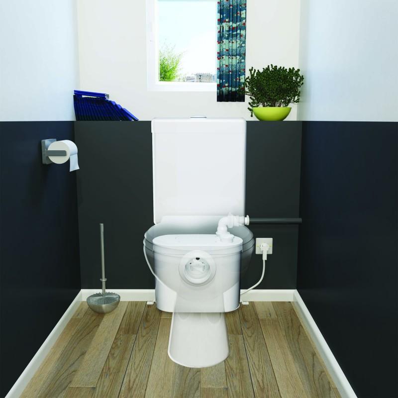 Trituratore per WC e Lavabo SFA SaniAccess 2